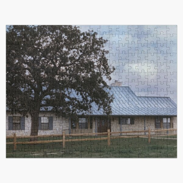 Ranch house Jigsaw Puzzle