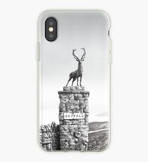 The Skyfall Stag iPhone Case