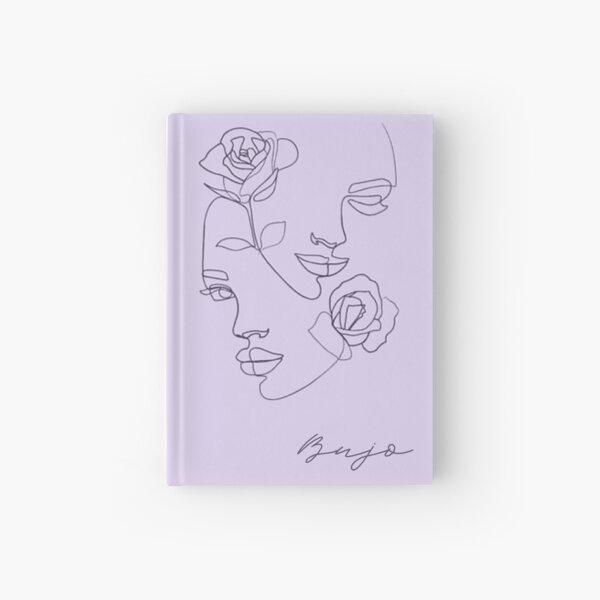 Bujo | Lila  Cuaderno de tapa dura