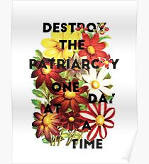 Destroy  Poster