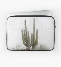 Arizona Snowstorm Laptop Sleeve