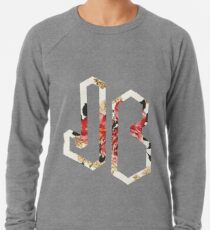 5b001aab8 Floral Jonas Brothers Logo Lightweight Sweatshirt