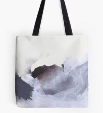 Bleached Overhang # 9 Tote Bag