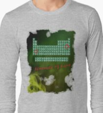 Remember Walter W Long Sleeve T-Shirt