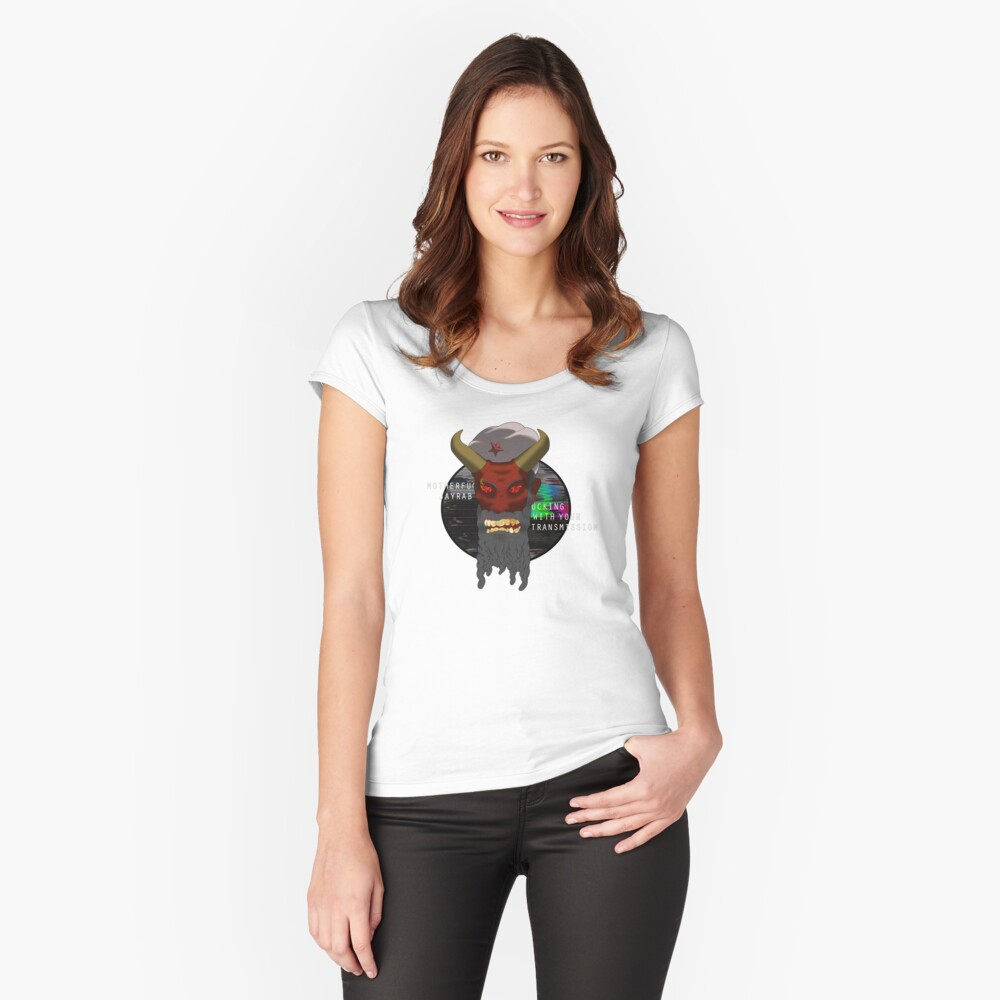 You Had Me at Jayrab Fitted Scoop T-Shirt