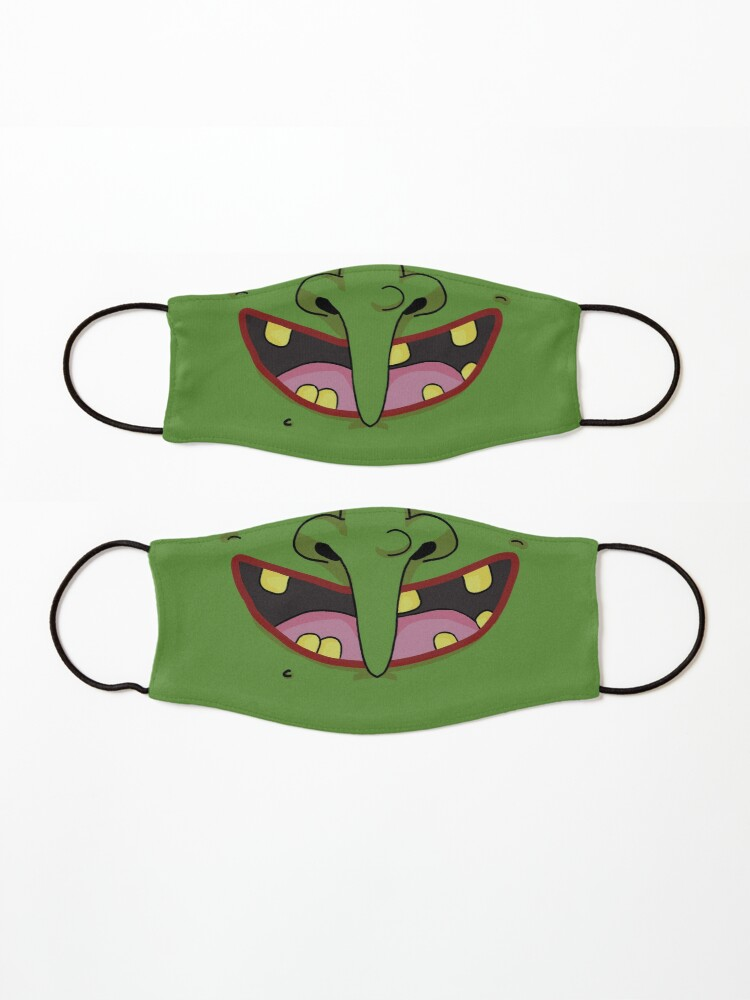 Alternate view of Happy Halloween Witch Mask