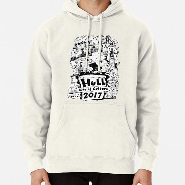 Hull - City of Culture 2017 Pullover Hoodie