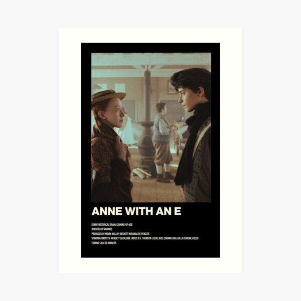 Anne With An E 5 Lámina artística