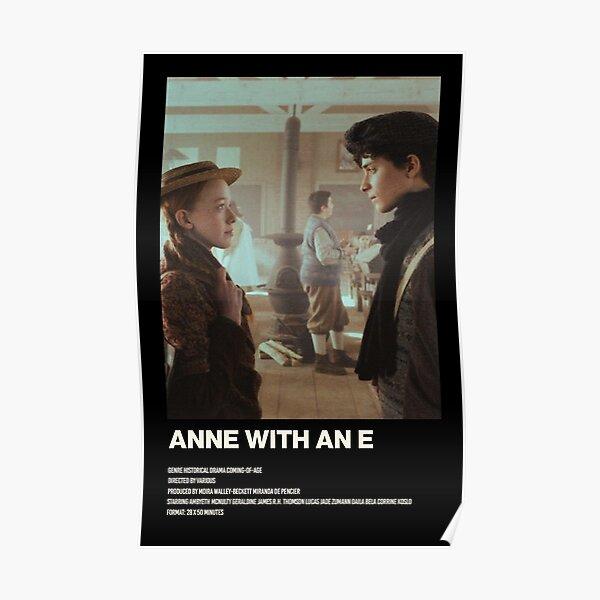 Anne avec un E 5 Poster