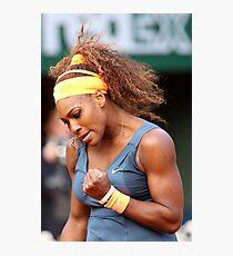 Serena Williams Fotodruck