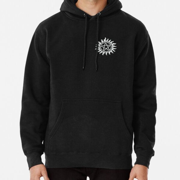 Supernatural protection Pullover Hoodie