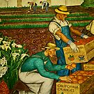 California Oranges by Joseph  Coulombe