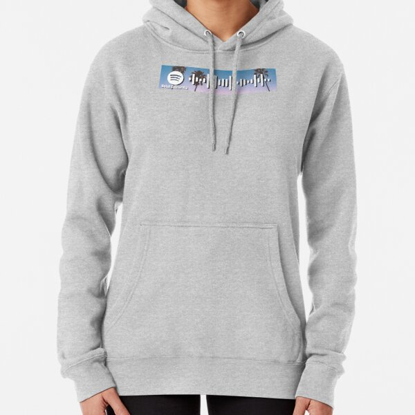 Hotel California - The Eagles - spotify code 2 Pullover Hoodie