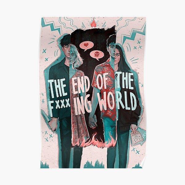 el fin del mundo fing - Parwolus Póster