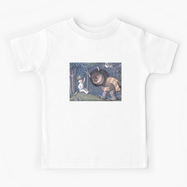 Where The Wild Things Are, Max King, When Max dresses in his wolf  Kids T-Shirt