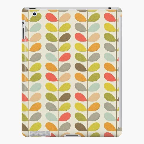 Orla Kiely Farbdesign iPad – Leichte Hülle