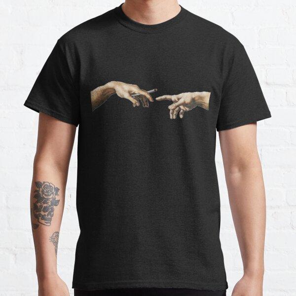 Creación de Adán - pase conjunto Camiseta clásica