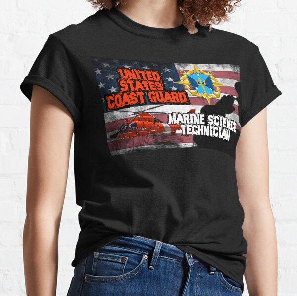Marine Science Technician USCG Classic T-Shirt