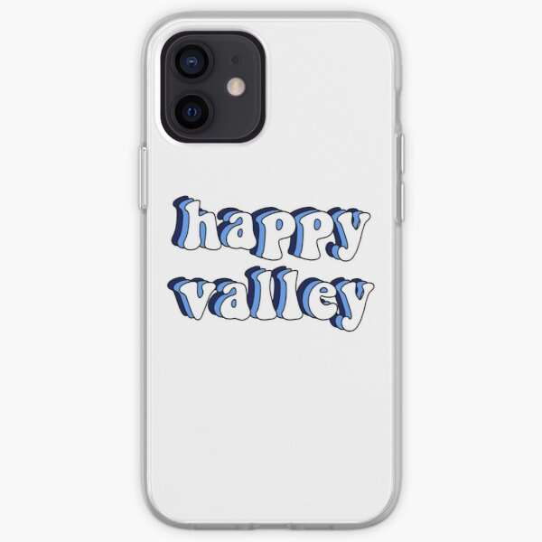 Happy Valley  iPhone Soft Case
