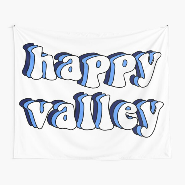 Happy Valley  Tapestry