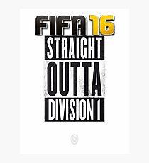 FIFA 16 - Division1 - EA Sports Photographic Print
