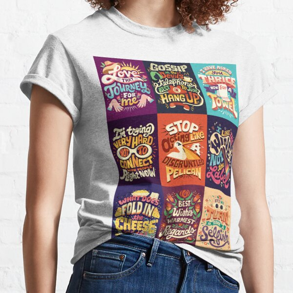 SC Collage Classic T-Shirt