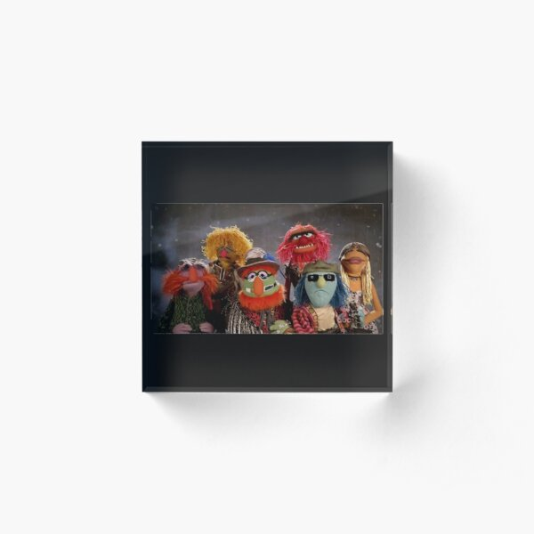 Dr Teeth and the Electric Mayhem Acrylic Block