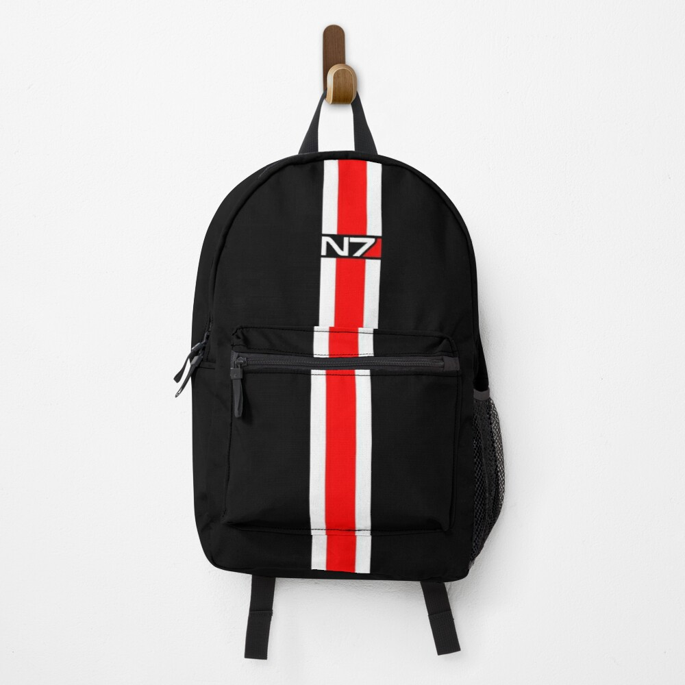 N7 Systems Alliance Military Stripe Backpack