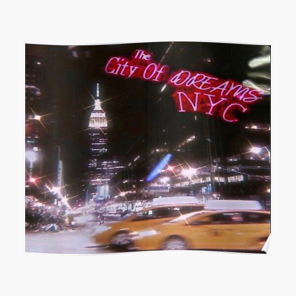 CITY OF DREAMS  Poster