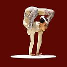 Mongolian Contortionist by Geoffrey Higges