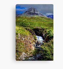 Cullins Waterfall Canvas Print