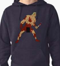 Move Like an Animal to Feel the Kill Pullover Hoodie