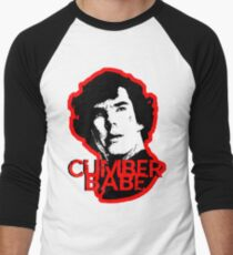 Cumberbabe Men's Baseball ¾ T-Shirt