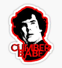 Cumberbabe Sticker