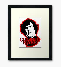 Cumberbabe Framed Print