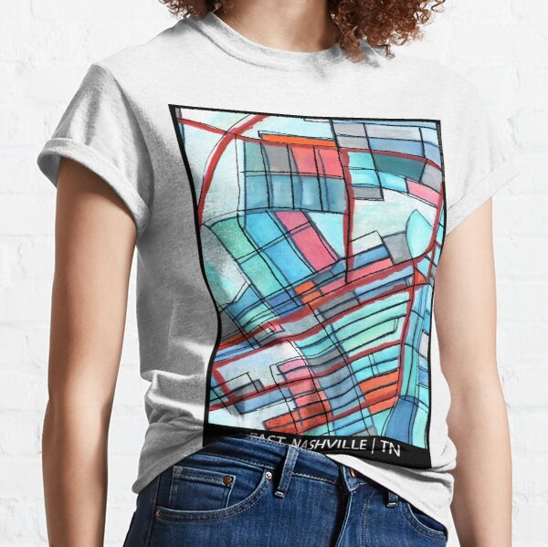 East Nashville Classic T-Shirt