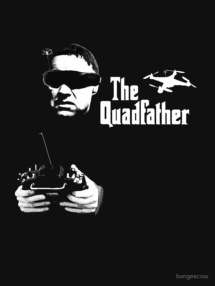 TShirtGifter presents: The QuadFather | Unisex T-Shirt