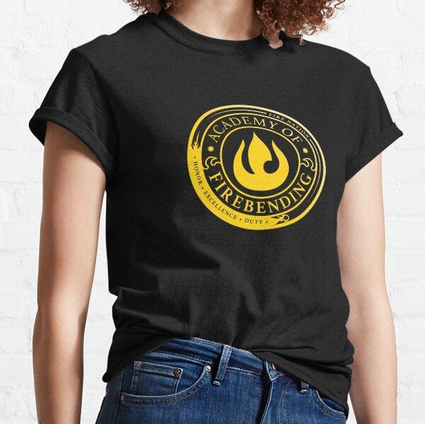 Avatar Academy of Firebending, Avatar-Inspired Design Classic T-Shirt