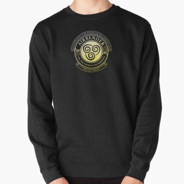 ATLA Airbender Symbol: Avatar-Inspired Design Pullover Sweatshirt