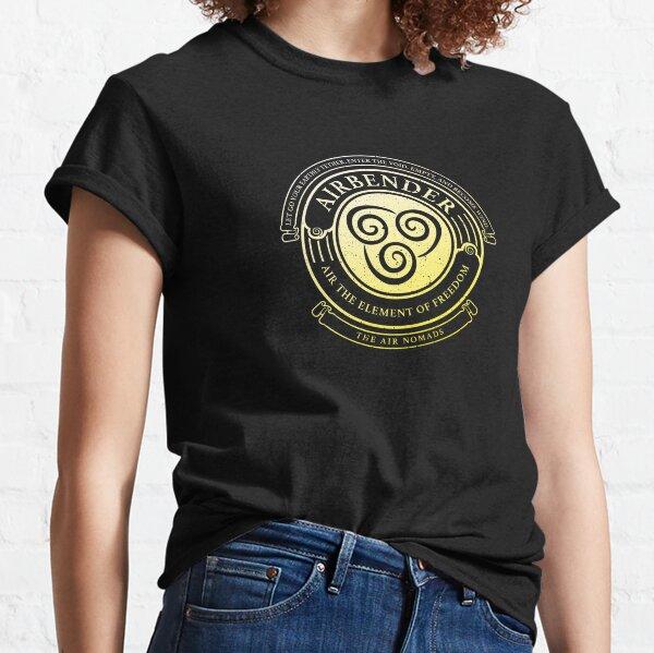 ATLA Airbender Symbol: Avatar-Inspired Design Classic T-Shirt
