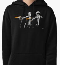 Pixel Fiction Pullover Hoodie