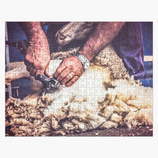 Festival Shearing Jigsaw Puzzle