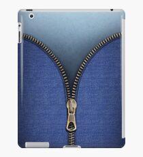 The Zipper iPad Case/Skin