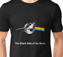 The Shark Side of the Moon Unisex T-Shirt