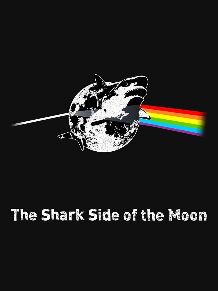 The Shark Side of the Moon von kaptainkirst