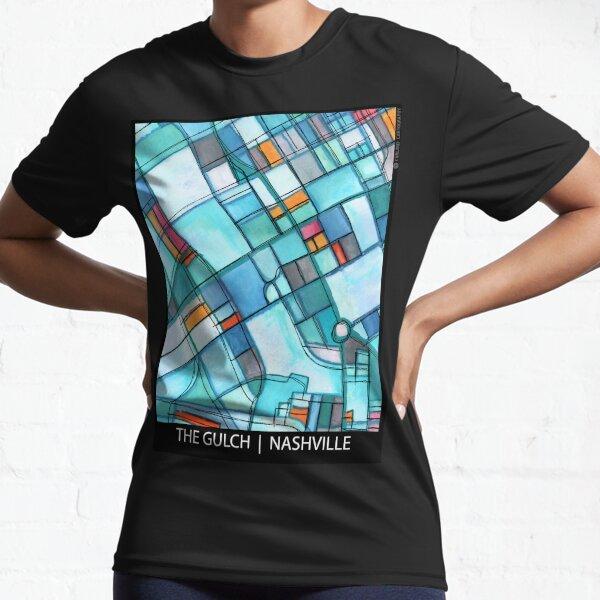 The Gulch, Nashville Active T-Shirt