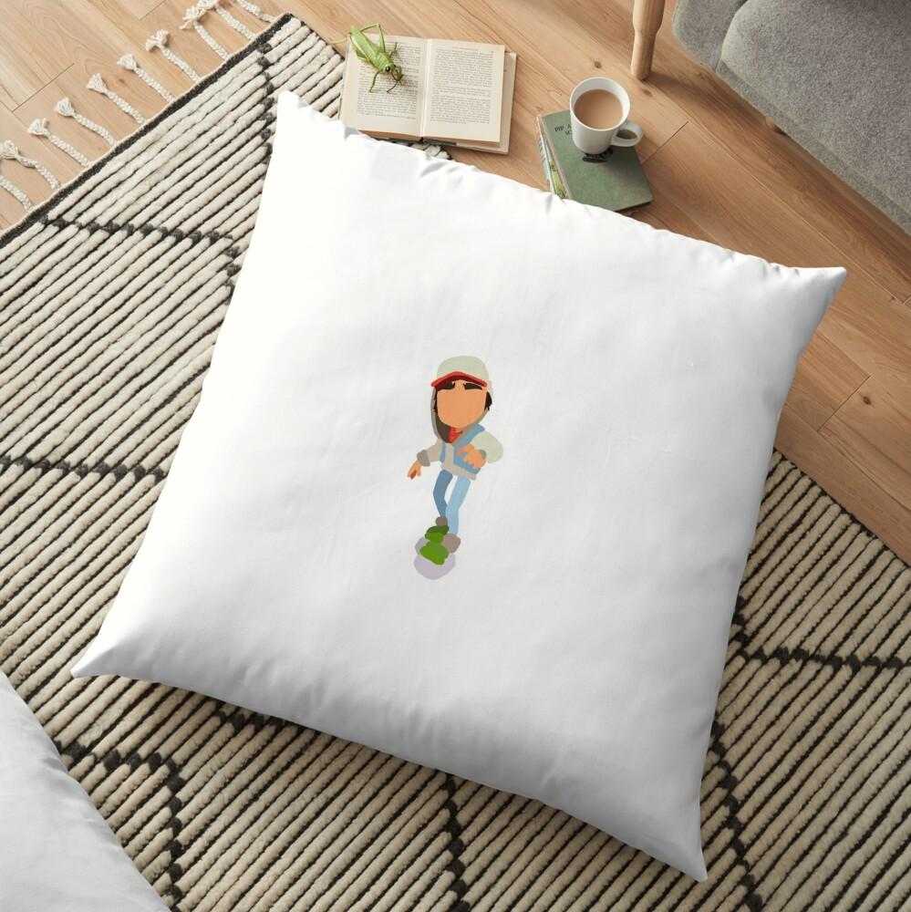 Subway Surfers Jake Floor Pillow