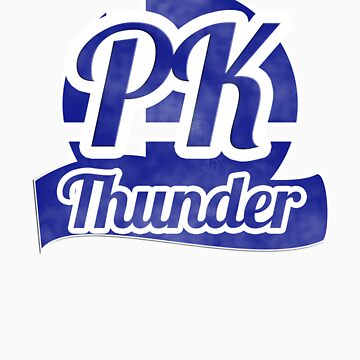 PK Thunder by GeordanUK