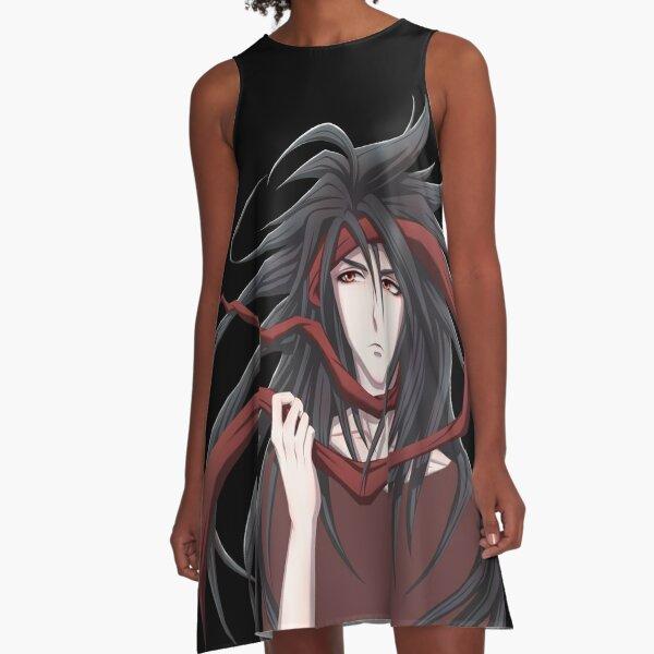 Vincent Valentine Windy A-Line Dress