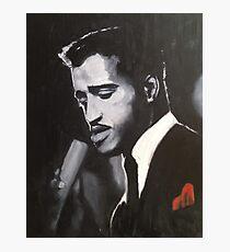 Sammy Davis Jr. Original portrait painting Photographic Print